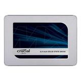 Disco Sólido Ssd Interno Crucial Ct250mx500ssd1 250gb