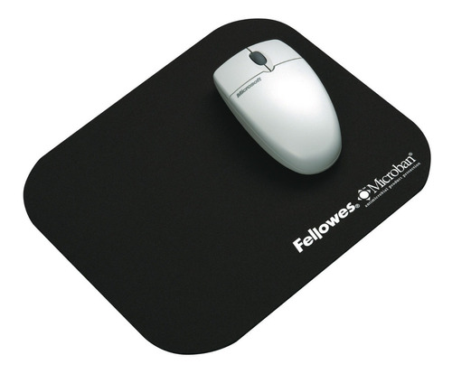Mouse Pad Ergonómico Apoya Muñecas Fellowes Microban Backup