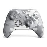 Control Joystick Inalámbrico Microsoft Xbox Mando Inalámbrico Xbox One Arctic Camo Special Edition