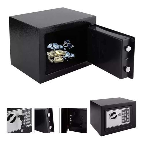 Caja Seguridad Fuerte Digital Safewell Llave Teclado Numéric