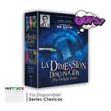 La Dimension Desconocida Serie Completa Ultrahd Digital