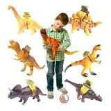Dinosaurios Grandes Juguete Sonido Para Niños Coleccion
