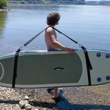 Stand Up Paddle Carrier Rack Cintas Para Transporte Surf