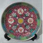 Antigo Pratinho Para Decoração Porcelana Oriental- 8909ng Original