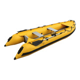 Kayak Inflable Para 2 Personas Muy Cómodas + Bártulos Pa