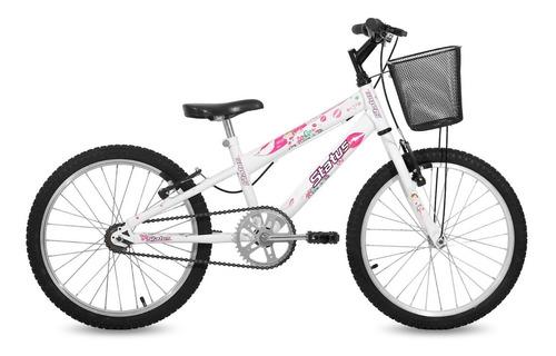 Bicicleta Rodado 20 Para Niña Bikes Infantiles Aro 20 Rosa