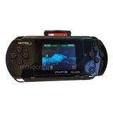 Consola Gamer Portátil Netmak 16bits 140 Juegos Salida Tv