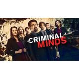 Mentes Criminales Serie Completa Hd (15 Temporadas) Esp