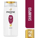 Shampoo Pantene Pro-v Control Caída 750 Ml