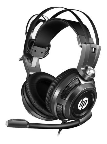Auricular Gamer Hp H200 C/ Microfono Pc Ps4 Xbox Notebook Hq