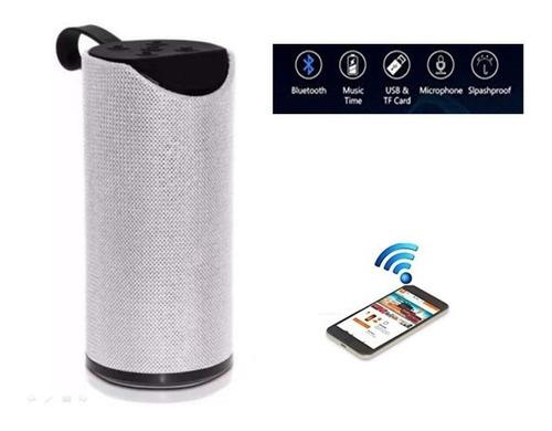 Parlante Bluetooth Inalambrico T&g Simil Jbl Usb Fm Mic