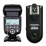 Flash Yongnuo Yn 560iii Con Rf603ii C Para Canon