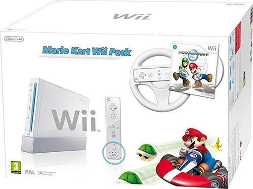 Nintendo Wii De Mario Kart 110v