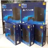 Playstation 4 Pro Ps4 Nuevo Súper Oferta-809-834-7384