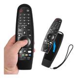 Capa Silicone P/ Controle Remoto Tv Smart Magic LG Aberta