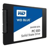 Disco Sólido Interno Western Digital  Wds500g1b0a 500gb Blue