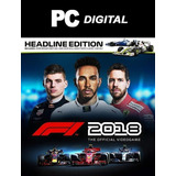 F1 2018 Headline Edition Pc + Español / Edición Digital