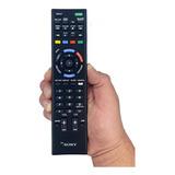 Control Remoto Sony Bravia Smart Tv Todos Modelos + Pilas