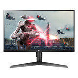 Monitor Gamer LG 27gl650f Led 27   Negro 100v/240v