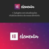 Elementor Pro Vitalício + Domínios Ilimitados + Bônus