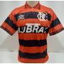 Camisa Flamengo Centenário Antiga 1995 Umbro   5l Original