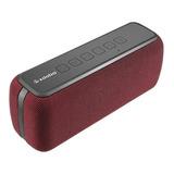 Bocina Xdobo X8 Portátil Con Bluetooth Roja
