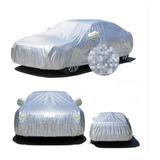 Carpa Funda Cubre Auto Impermeable Uv Peva(vinilo) + Algodon