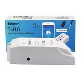 Sonoff Th16 Wifi Mide Temperatura Y Humedad Sensor Si7021