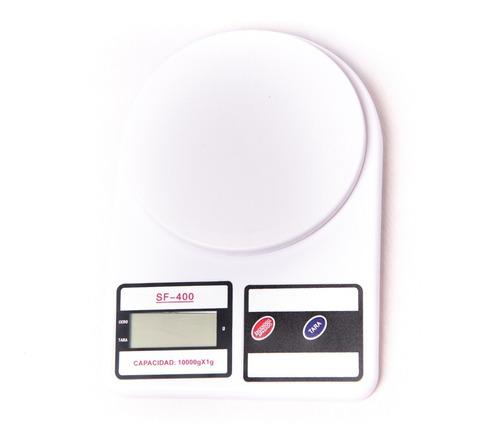 Balanza Digital Hasta 10 Kg De Cocina A Pilas 1 Gr A 10kg