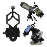 Adaptador Soporte Universal Celular Monocular Telescopio