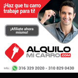 Alquila Autos Con Seguro Desde $14.722/día Y $303 Por Km