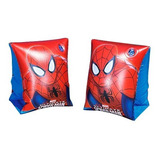 Bestway/ Inflable/ Par Flotadores/ Marvel/ Spiderman/ Niños