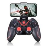 Control Bluetooth Celular Android Gamepad Soporte Universal