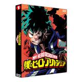 Boku No Hero Academia [coleccion Completa] [8 Dvds]