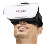 Lentes Anteojos 3d Realidad Virtual Gafas Casco Celu Vr Box