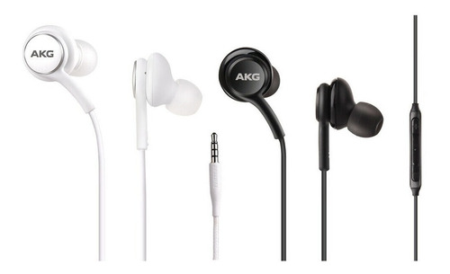 Auricular Micrófono Akg Samsung Micrófono Volumen Full