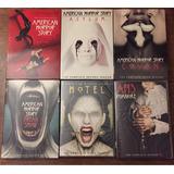 Serie American Horror Story Colección Dvd 1-6
