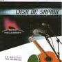 Cd  Casa De Samba - Novo Millennium Original