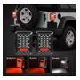Stop Le Jeep Rubicon , Wrangler 07 / 17 Par 150 Vrds Jeep Wrangler