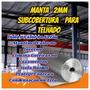 Manta Acustica E Termica 2mm P/subcobertura Kit C/35 Mts² . Original