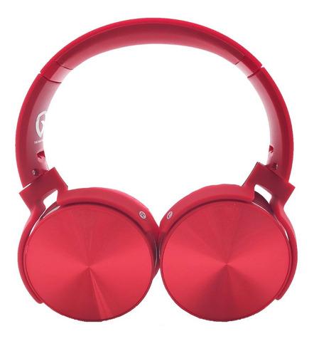 Auriculares Bluetooth Super Bajos Vincha - Garantía