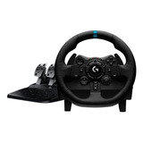 Volante Logitech G923 Y Pedales Ps4 Pc Racing Wheel Pce