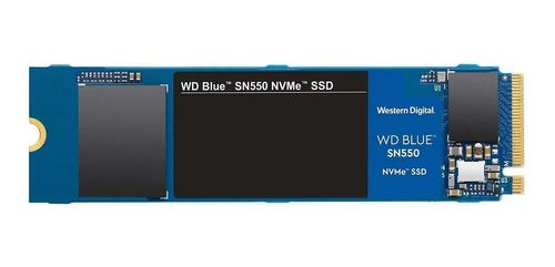 Disco Solido Ssd M2 Nvme 500gb Western Digital Blue M.2 Nvme