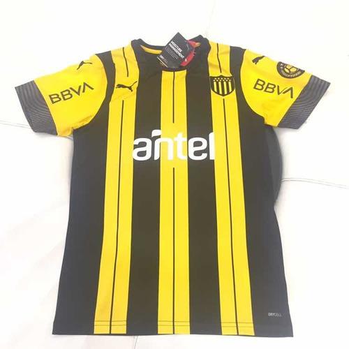 Camiseta Oficial Original Puma Men 2019 Peñarol Del S Al Xl