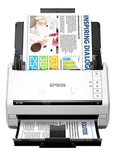 Escáner Vertical Epson Ds-530 Ii Nuevo Modelo Adf 50 Hojas