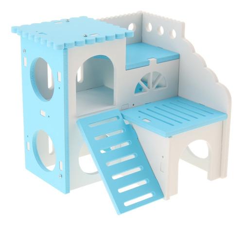 Villa Design Hamster House Hideout Hideaway Ejercicio