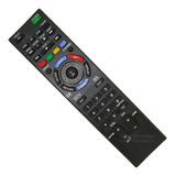 Control Remoto Para Sony Bravia Netflix 3d Smart Tv Led Tv