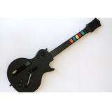 Guitarra Inalámbrica Para Wii Guitar Hero Y Rock Band Gam