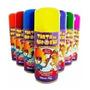 Kit 5 Spray Cabelos Tinta Temporária Da Alegria 120ml Original