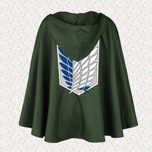 Legion De Reconocimiento Capas Sudaderas Shingeki No Kyojin